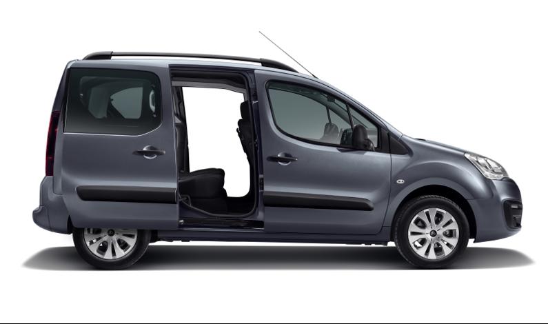 Новый Citroën Berlingo Multispace