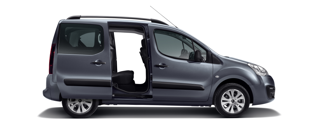 Новый Citroen Berlingo Multispace X, Двери