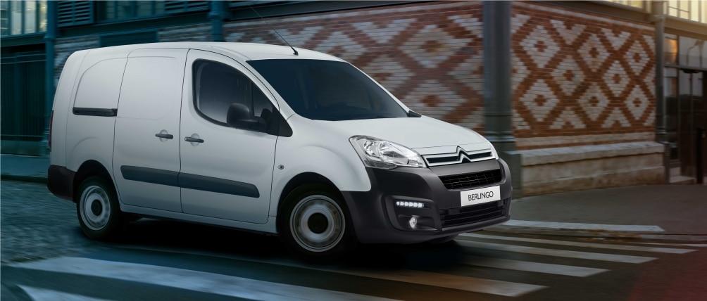 Новый Citroën Berlingo Fourgon